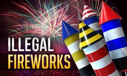 Elk Grove Police Department Issues Warning Regarding Illegal Fireworks