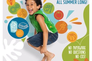 FREE Summer Meals So Children Don't Go Hungry
