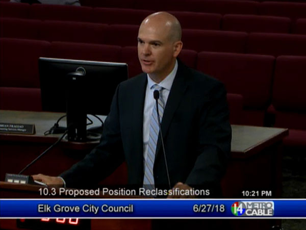 Elk Grove City Council Approves Opening New Innovation Department & Upgrading 2 Positions