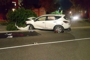 2012 Nissan Murano driven by Thursday's car accident victim Photo Credit: Elk Grove Police Department