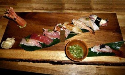 Miyabi Sushi Bar & Grill Review