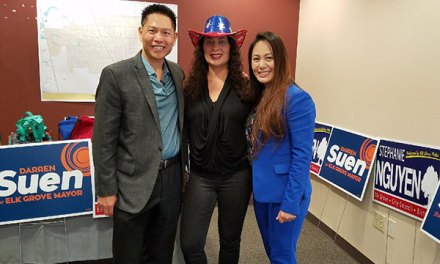 Vice-Mayor Darren Suen & City Council Member Stephanie Nguyen Launch Their Campaigns