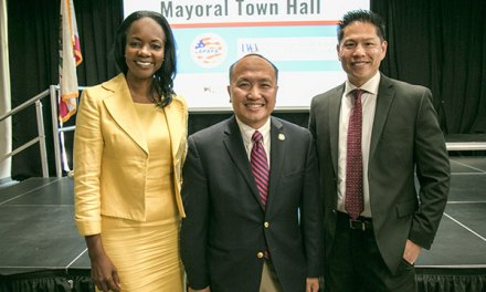 Elk Grove Mayoral Town Hall