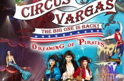 Circus Vargas Dreaming of Pirates