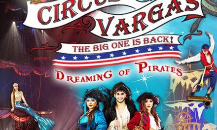 Circus Vargas Dreaming of Pirates