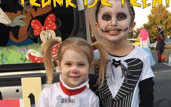 Upcoming Trunk or Treat and Harvest Festival Events