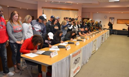 17 EGUSD Students Sign College Letters Of Intent