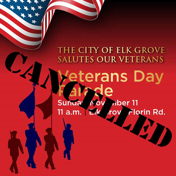 Elk Grove Veterans Day Parade Canceled Due To Poor Air Quality