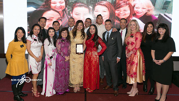 Asian Real Estate Association of America Sacramento Chapter Holds 10th Installation Gala