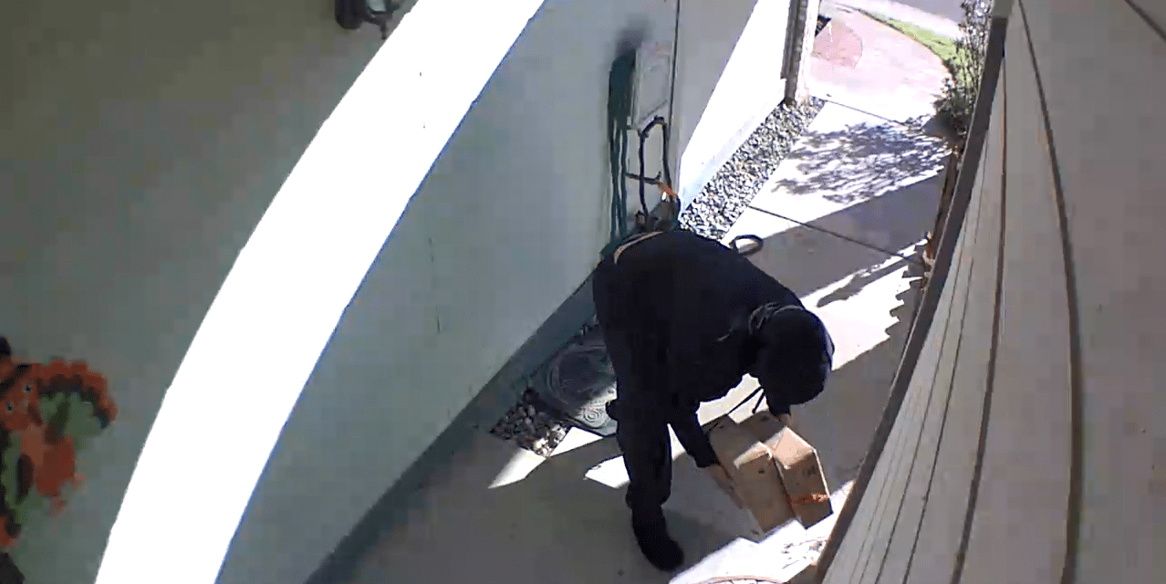Sacramento Porch Pirates Steal Supplies From JJ's Hello Foundation Meant For Homeless
