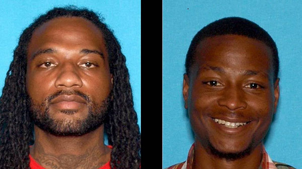 2 Suspects In Bank Robbery Arrested