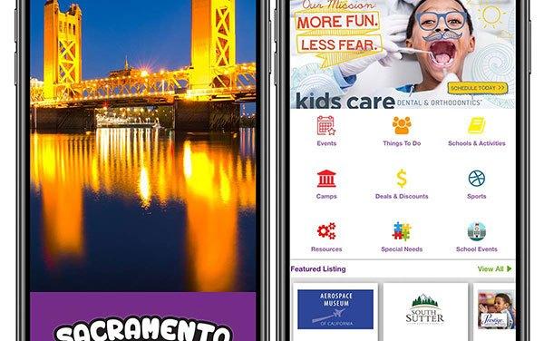 Sacramento4kids App Is A Godsend For Busy Parents
