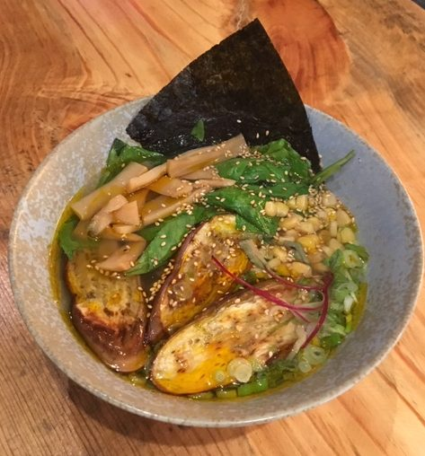 Vegan Ramen Soup