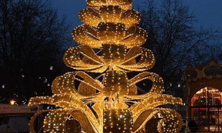 Holiday Ribbon Tree Coming To District56 Civic Center