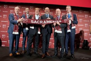 Sacramento Celebrates As MLS Announces Newest Franchise; Could Elk Grove See A Benefit?