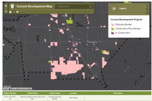 New Project Development Tool For City Of Elk Grove Website