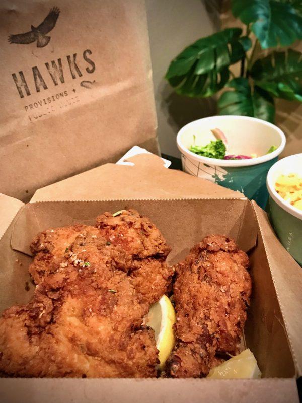 Hawks Buttermilk Fried Chicken Mondays/Roshá Hester