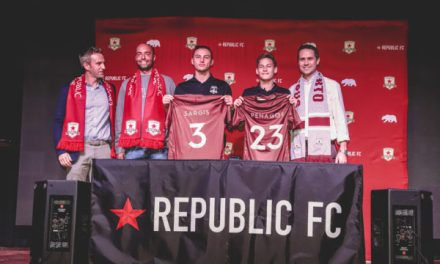 Major League Soccer Team Sacramento Republic FC Signs Elk Grove Native Penagos
