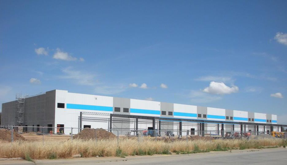 Amazon Distribution Center Opening In Elk Grove This Year