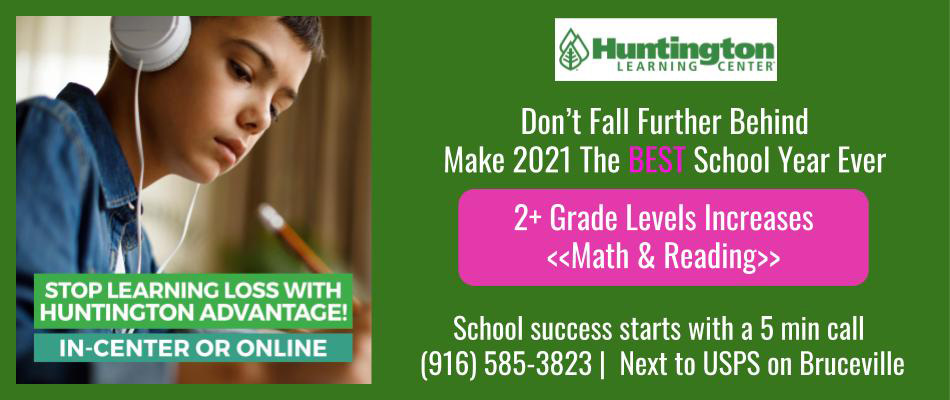 Huntington Ads Online Tutoring