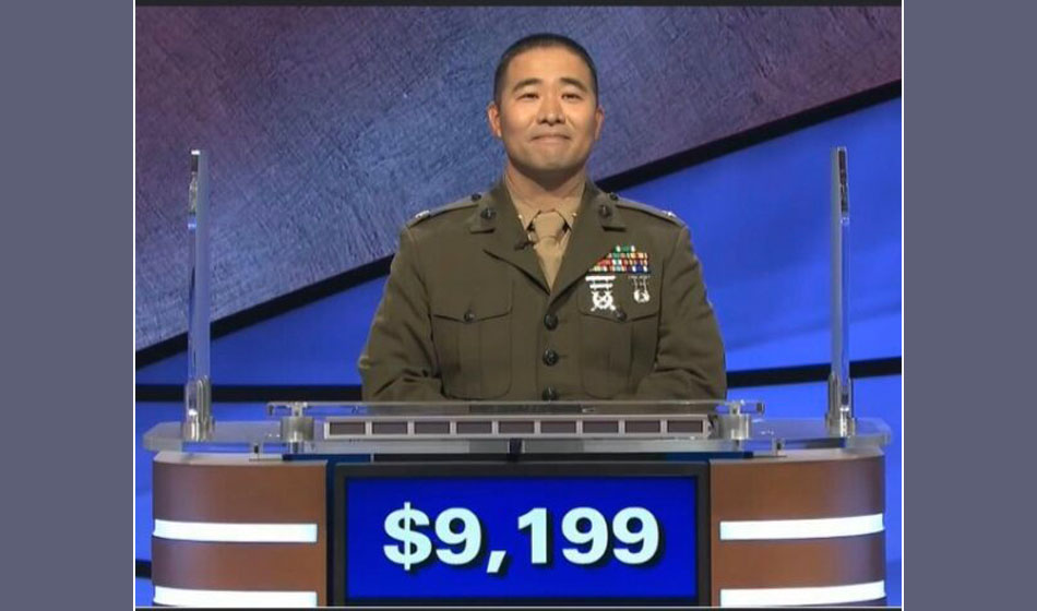 Elk Grove Marine Competes On The Hit Game Show Jeopardy!