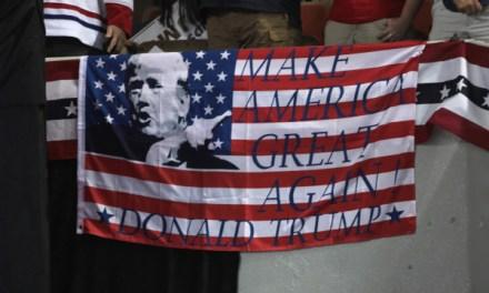 Pro-Trump Protesters Storm U.S. Capitol Building