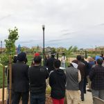 Singh And Kaur Park Opens In Elk Grove; Mayor Joins Vigil