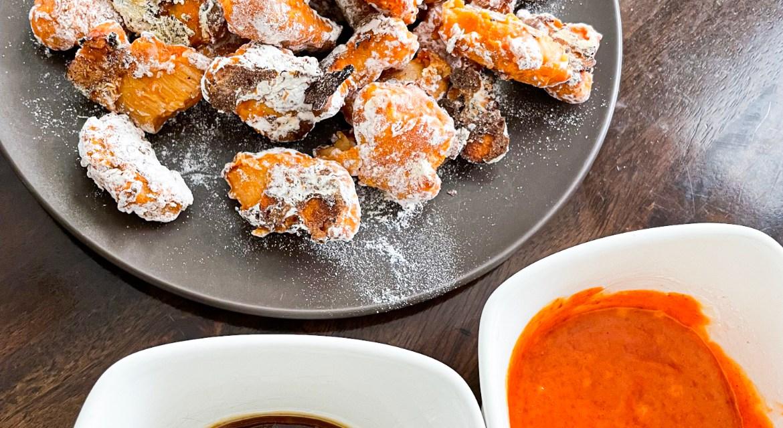 Recipe: Korean Mochi Fried Chicken Nuggets