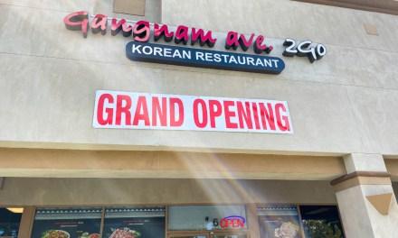 Elk Grove Welcomes Gangnam Ave. 2Go!