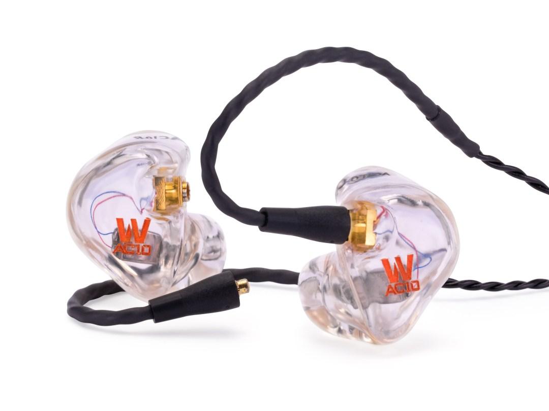 AC10 in-ear monitors