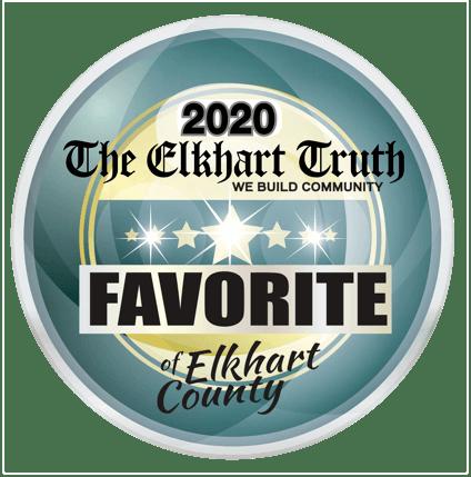 2019 Best of Elkhart Emblem