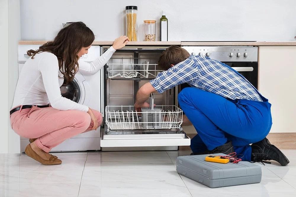 my dishwasher won t drain has water in
