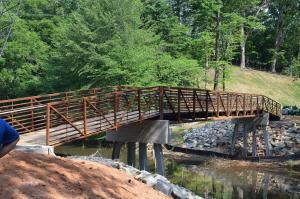 Our New Bridge!