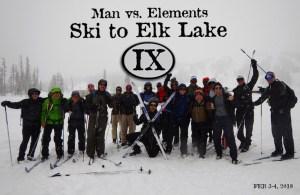 Man vs. Elements