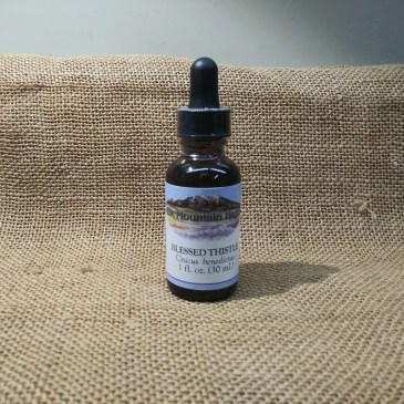 Blessed Thistle Fresh CO Tincture