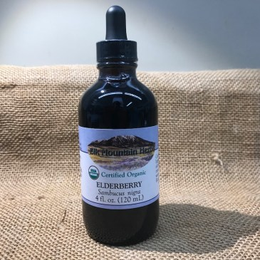 Elder Berry CO Tincture
