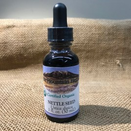 Nettle Seed CO Tincture