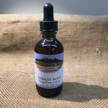 Parsley Root CO Tincture