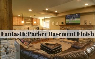 Fantastic Parker Basement Finish