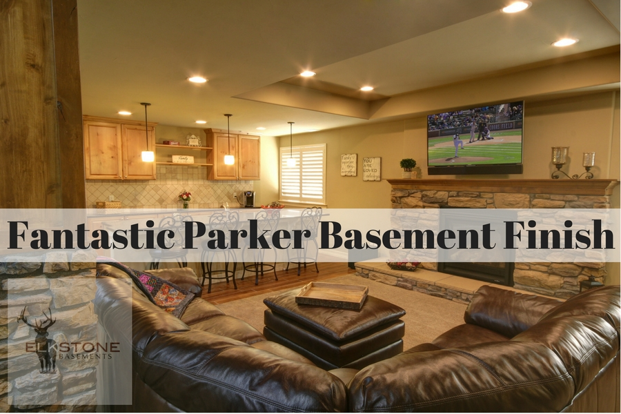 Fantastic Parker Basement Finish
