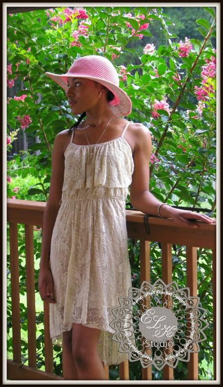 Simply Southern summer hat by ELK Studio