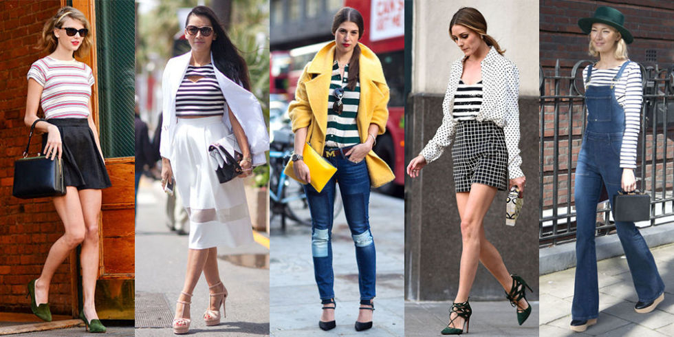 Image result for stripes style women