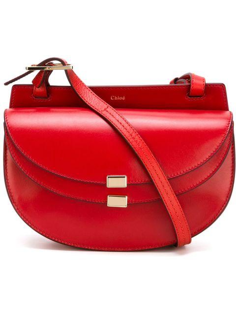 Chloé Giorgia Bag, $926; farfetch.com