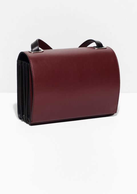 & Other Stories Pleated Shoulder Bag, $195; stories.com