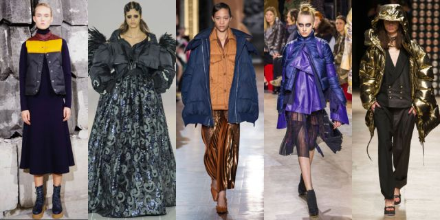Who says you need an evening coat just for dressy occasions? ELLE editors, including both our fashion director and market director, absolutely loved this fresh and unexpected pairing. As seen at Gabriela Hearst, Marc Jacobs, Stella McCartney, Sacai, and Vivienne Westwod