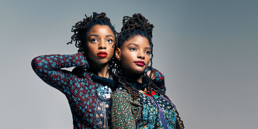 Image result for chloe x halle