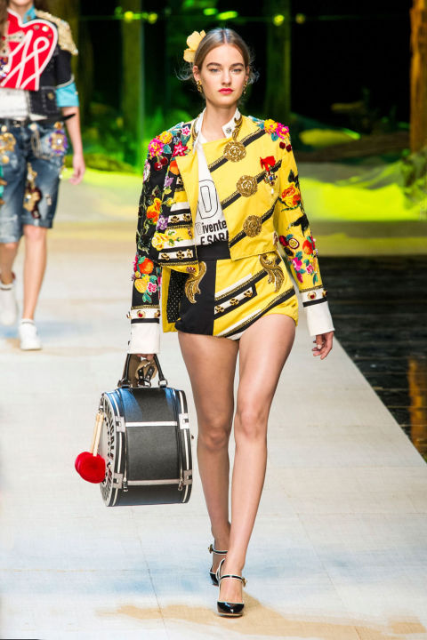 Image result for dolce and gabbana 2017