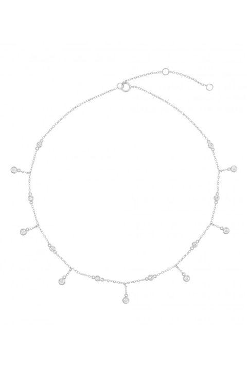 Lola James Radiant Choker, $75; lolajamesjewelry.com