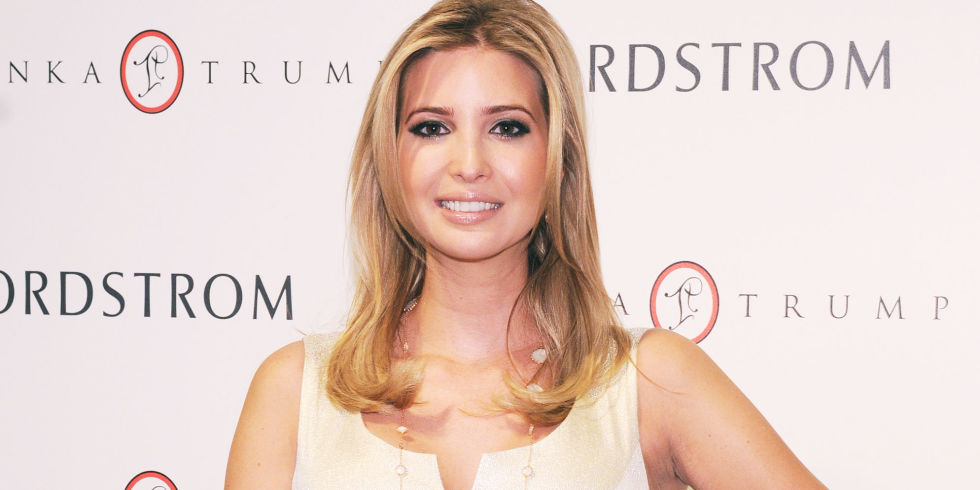 Image result for ivanka trump with Ivanka Trump line
