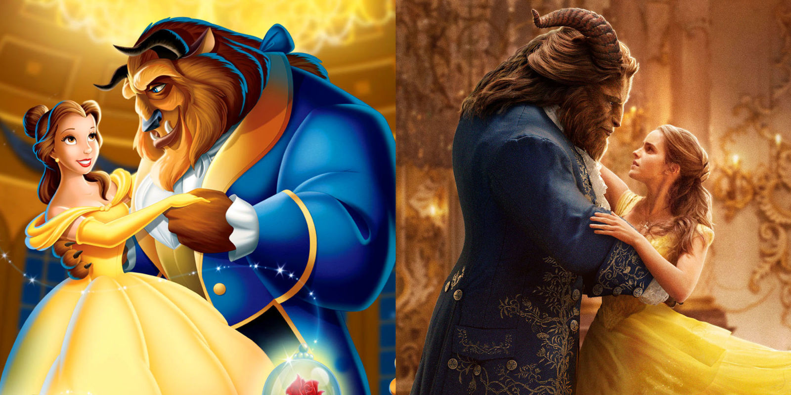 21 Biggest Differences In New Beauty And The Beast